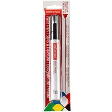 Craftsmart® Paint Pen, Broad Line, Black