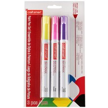Craftsmart Paint Pen, Broad Line 3 Pc—Easter