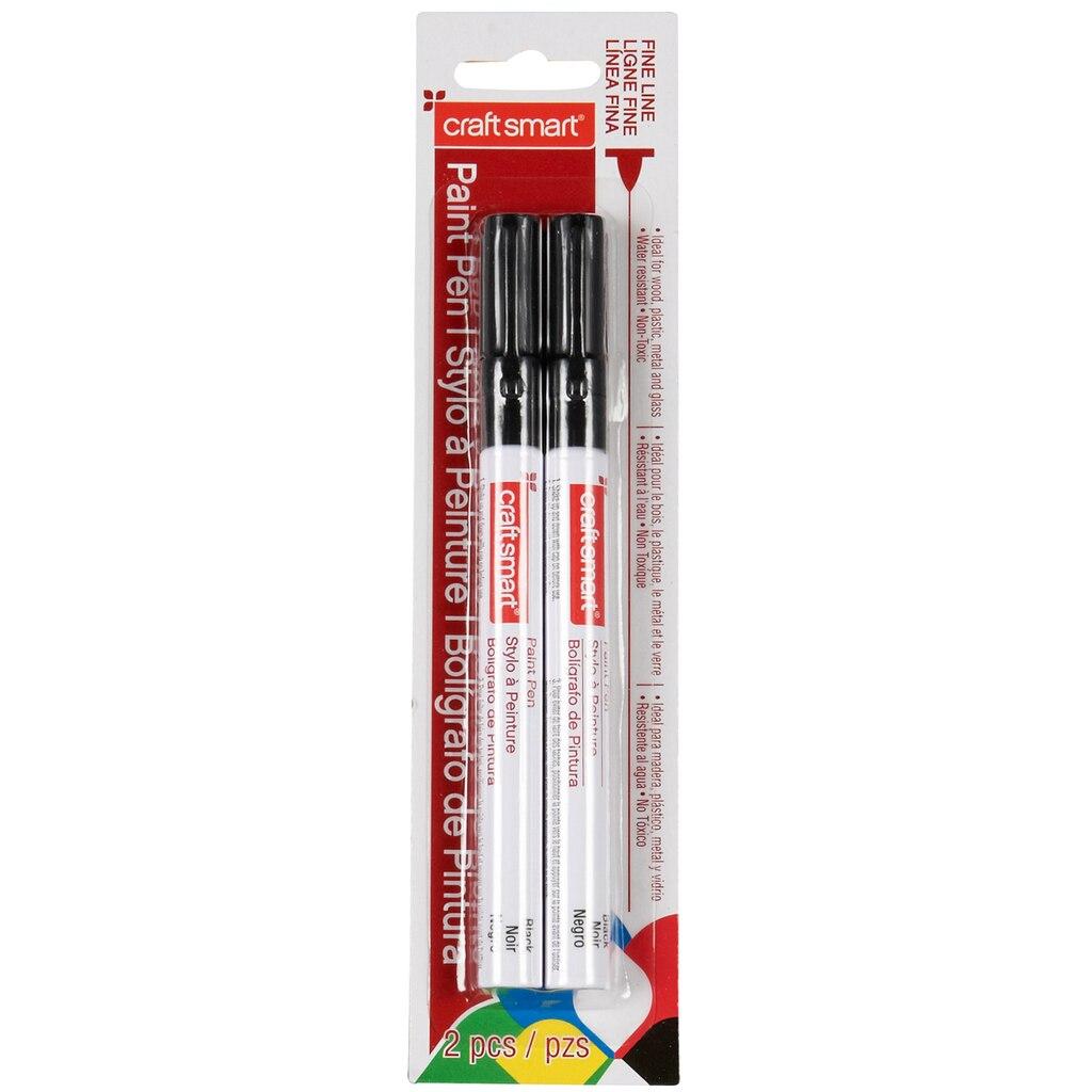 Craft Smart Fine Line Paint Pen  Pack