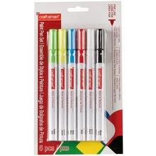 Craftsmart Paint Pen, Fine Line 6 Count, Basic