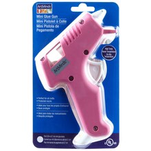 ArtMinds Fashion Mini Glue Gun, Pink