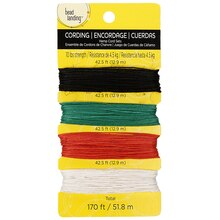 Bead Landing Natural Hemp Cord, 170 ft., Primary