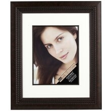 Bronze Studio DéŽcor® Portrait Collection Triple Bead Frame, medium