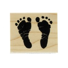 Recollections Baby Feet Stamp