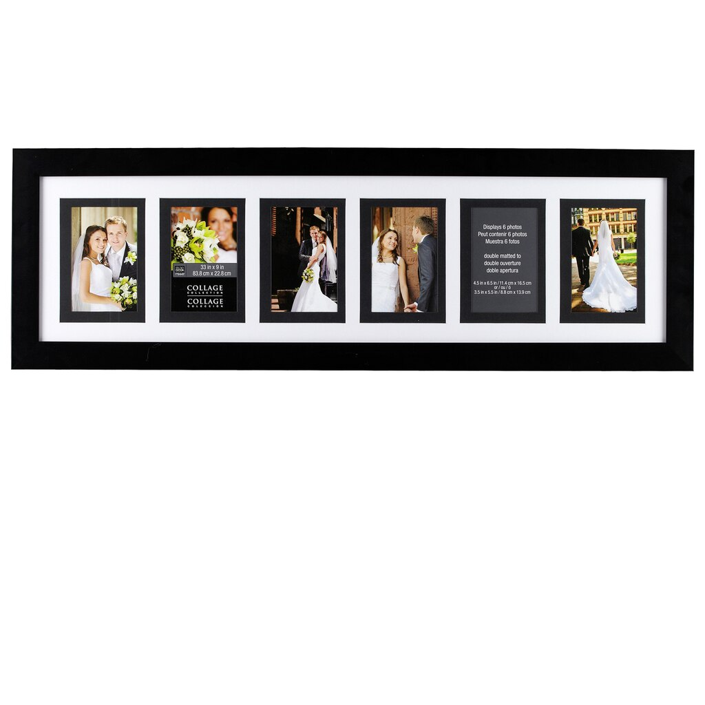 6 Opening Collage Frame 5 Quot X 7 Quot By Studio D 233 Cor 174