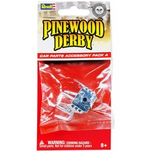 Revell Pinewood Derby Car Parts Accessory Pack