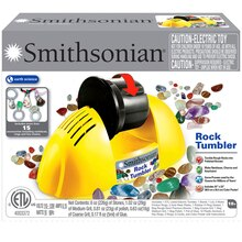 Smithsonian Rock Tumbler Kit