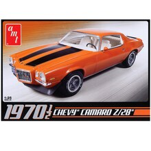 AMT Scale Model Kit, 1970 1/2 Chevy Camaro Z28