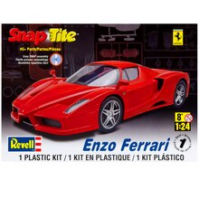 Revell SnapTite Enzo Ferrari Model Kit, Packaged