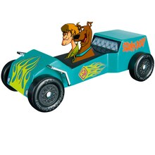 Revell Pinewood Derby Scooby-Doo Buggy Racer Kit Completed
