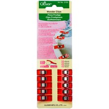 Clover Wonder Clips, medium