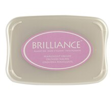 Brilliance Pearlescent Pigment Ink, Pearlescent Orchid
