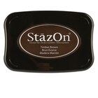 StazOn Solvent Ink, Timber Brown