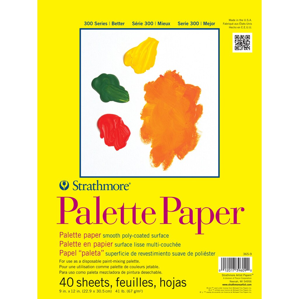 palette paper Enhance your colour and value gauging with the new wave grey pad disposable rectangular paper palette the disposable paper palette contains 50 neutral grey sheets of extremely durable paper stock that are coated to.
