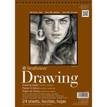 "Strathmore 400 Series Drawing Pad, 9"" x 12"""
