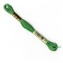 DMC 6 Strand Embroidery Floss, Group 10 320 MD Pistachio Green