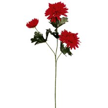 Ashland Chrysanthemum Spray Red