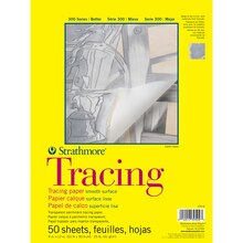 "Strathmore 300 Series Tracing Pad, 9"" x 12"""