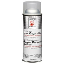 Design Master Clear Finish, Gloss