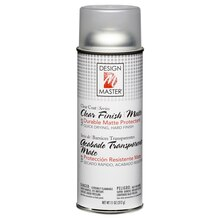 Design Master Clear Finish, Matte