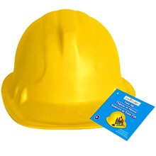 Creatology Yellow Foam Construction Hat