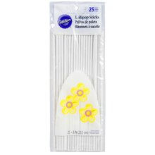 Wilton Lollipop Sticks 8""