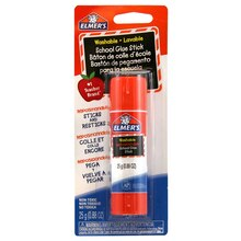 Elmer's Washable Repositionable School Glue Stick