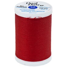 Coats and Clark Dual Duty XP General Purpose Thread, Red