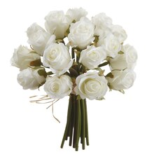 Ashland Classic Traditions Rose Bundle, Cream