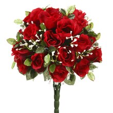 Ashland Classic Traditions Rose Bush, Red
