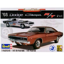 Revell® 1968 Dodge Charger 2'N 1 Model Kit, medium