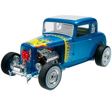 Revell 1932 Ford 5 Window Coupe 2'N1 Model Kit