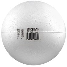 Smoothfoam Ball, 6""