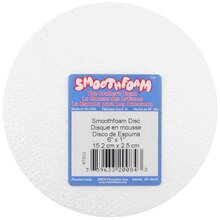 Smoothfoam Disc, 6""