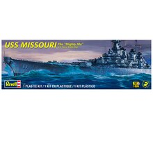 Revell USS Missouri Battleship Model Kit