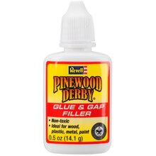 Revell Pinewood Derby Glue and Gap Filler