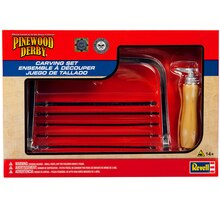 Revell Pinewood Derby Carving Set
