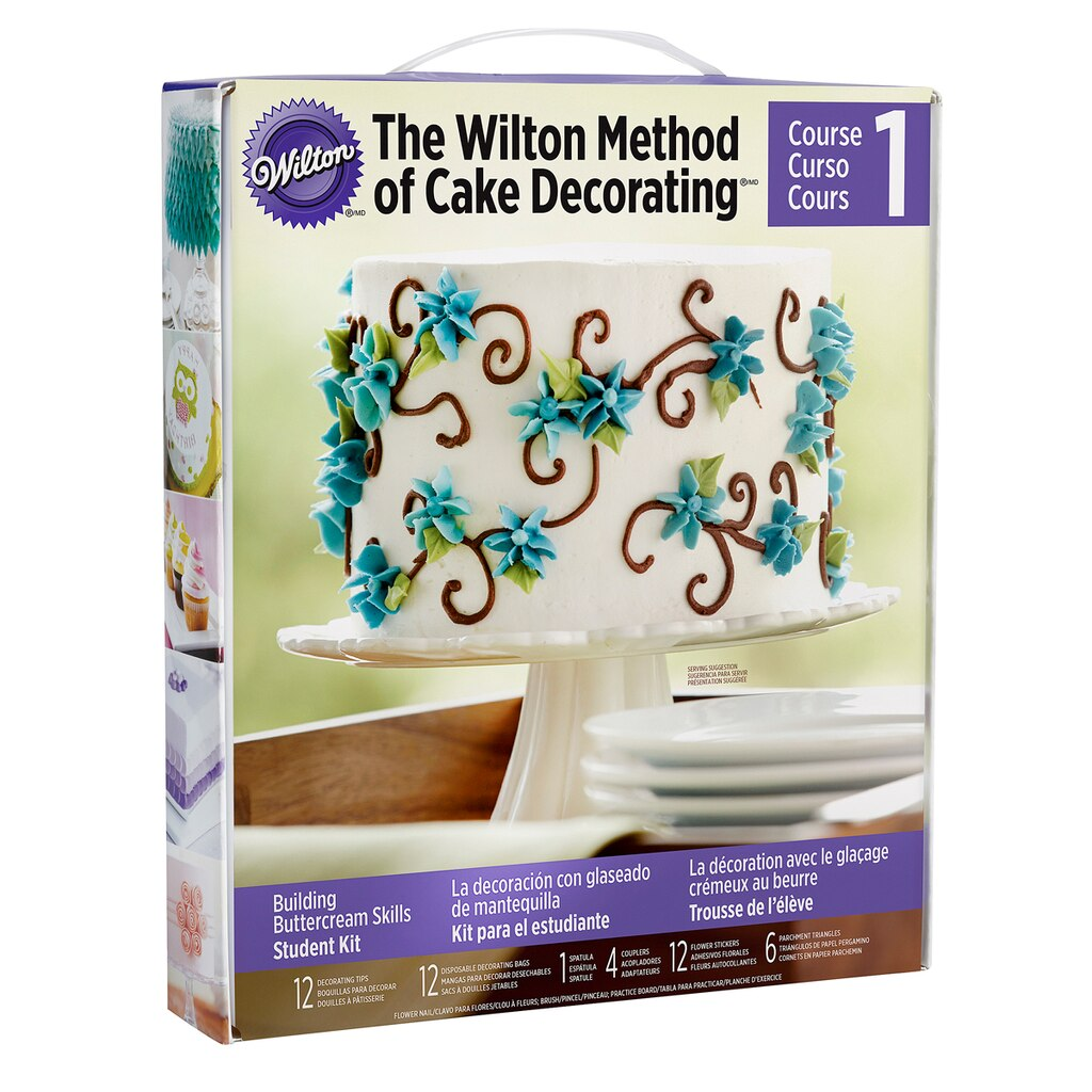 Cake Decorating Basics Kit