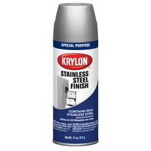 Krylon Stainless Steel Finish