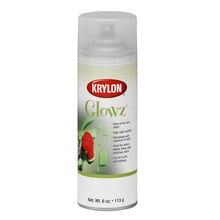 Krylon Glowz Glow-In-The-Dark Paint, Green