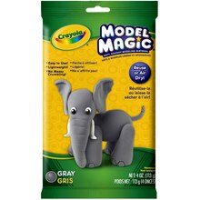 Crayola Model Magic, 4 oz., Gray