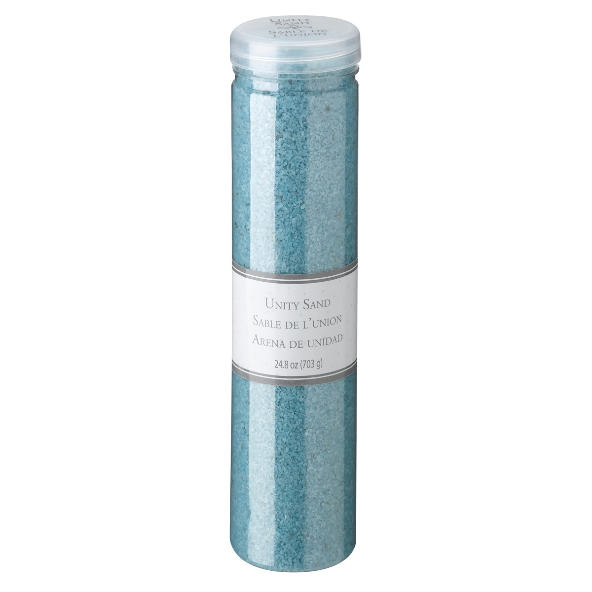 Lillian Rose Unity Sand, Turquoise, In Package