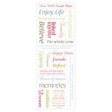 Momenta Family Ties and Friendship Stickers