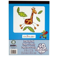 Strathmore Kids Drawing Paper 9 x 12 40 sheets