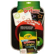 Crayola Dual-Sided DryErase Board