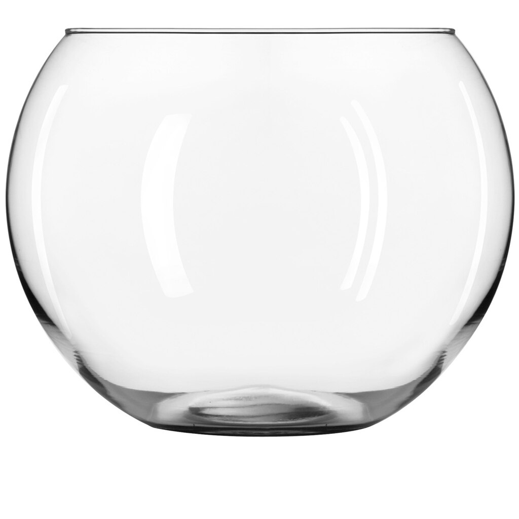 Libbey® Glass Bubble Ball Bowl