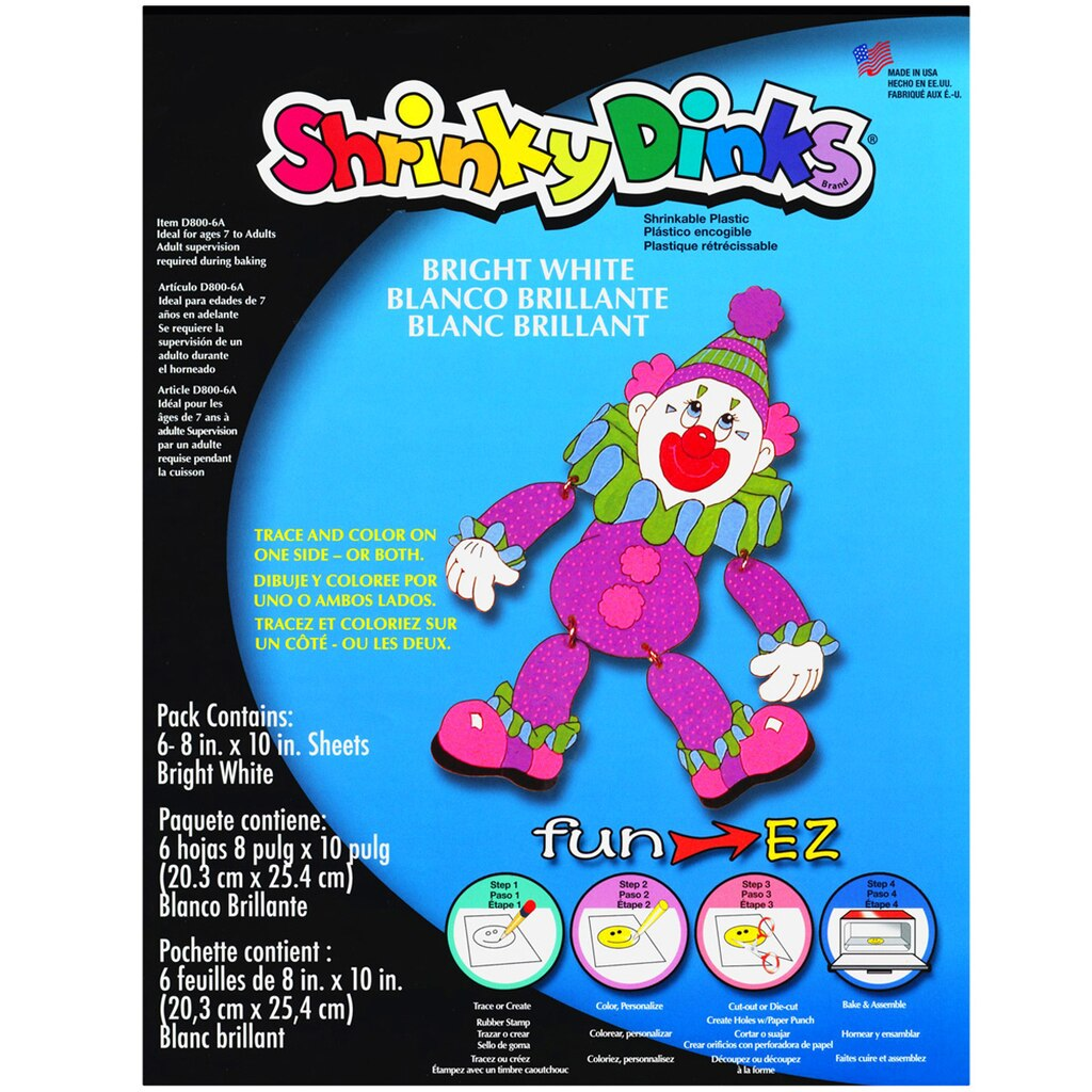 Shrinky Dinks®Shrinky Dinks®