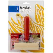 Speedball Deluxe Soft Rubber Brayer