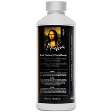 Mona Lisa Brush Cleaner and Conditioner