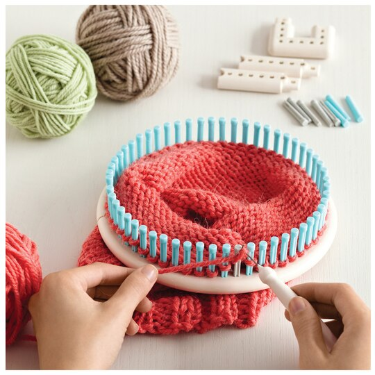Martha Stewart Crafts Knit Amp Weave Loom Kit